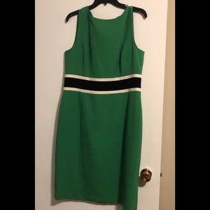 Kelly Green Black Label Dress size 12